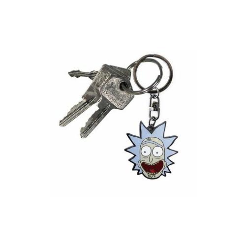 Rick and Morty - Rick fém kulcstartó