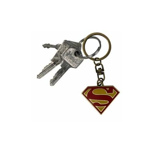 DC Superman fém kulcstartó