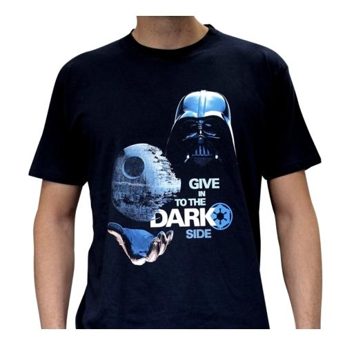 Star Wars - Csillagok Háborúja - Give in to the Dark Side póló