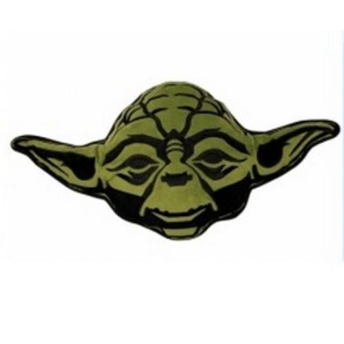 Star Wars Csillagok Háborúja Yoda párna 55 x 40 x 8 cm