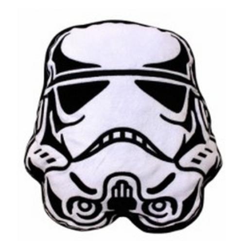 Star Wars Csillagok Háborúja Stormtrooper párna 32 x 35 x 8 cm