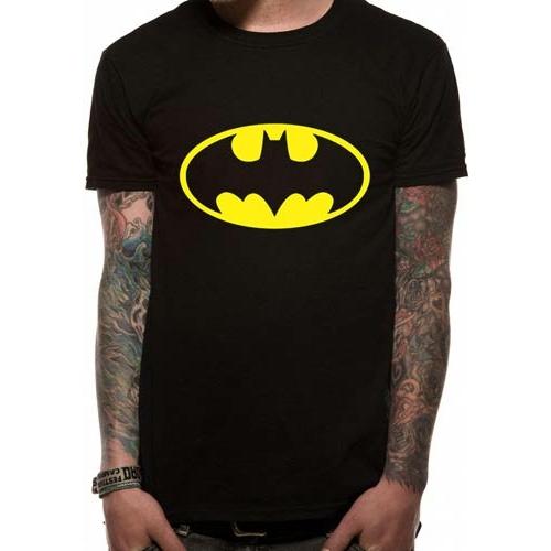 DC BATMAN Classic logo póló