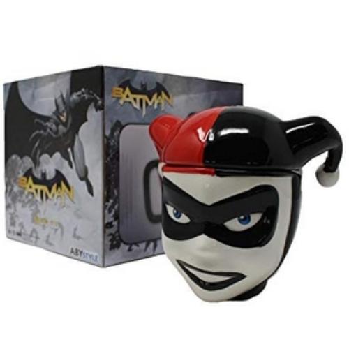 DC Harley Quinn 3D bögre 300 ml