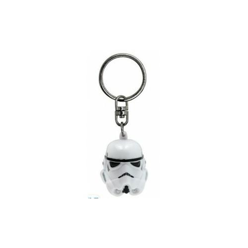 Star Wars Csillagok Háborúja 3D Trooper kulcstartó