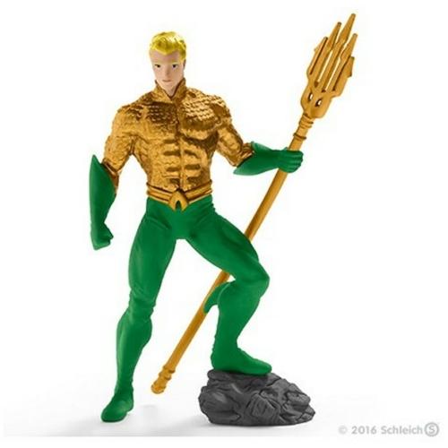 Schleich DC Comics Justice League Aquaman - Igazság Ligája figura 10 cm