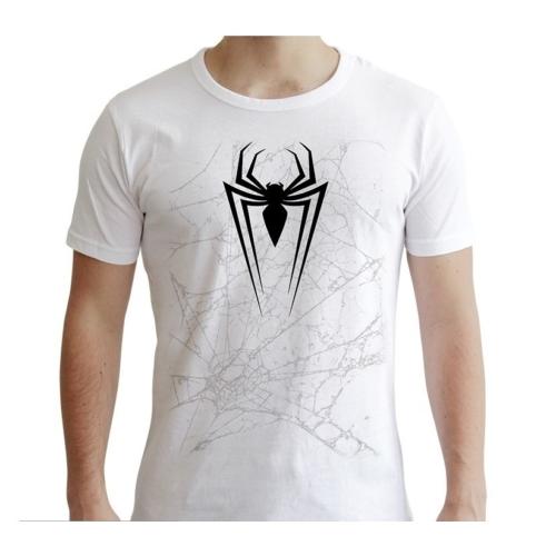 MARVEL Spider-Man Web - Pókember póló L