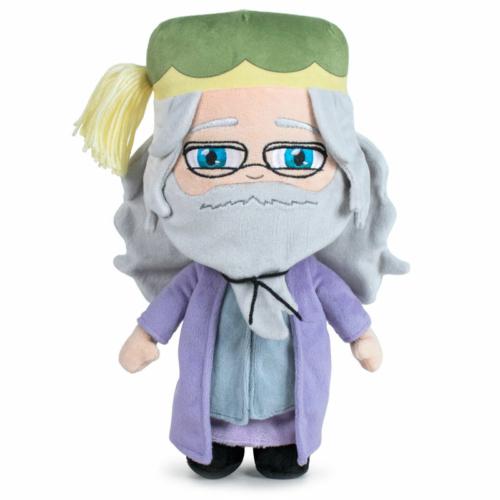 Harry Potter Dumbledore Hedwig Ron Weasley plüssfigurák 20 cm 2