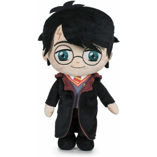HARRY POTTER Dumbledore Hedwig Ron Weasley plüssfigurák 20 cm 3