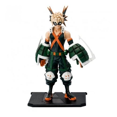 My Hero Academia Katsuki Bakugo figura szobor 17 cm