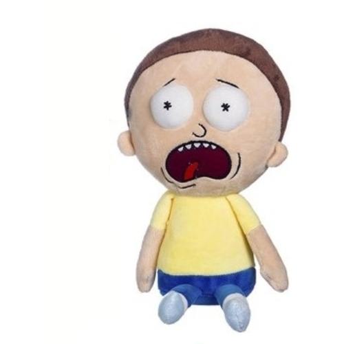 Rick and Morty Angry Morty 4 plüssfigura 30 cm