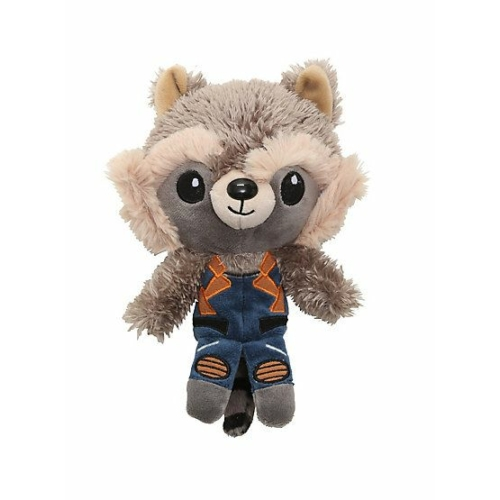 Guardians of the Galaxy ( A Galaxis őrzői) Star-lord, Rocket és Groot plüssfigura 2