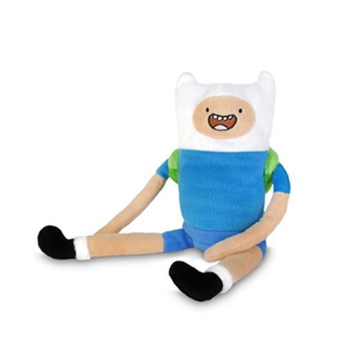 Adventure time Kalandra Fel Finn plüssfigura