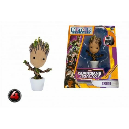 Guardians of the Galaxy Groot - A galaxis őrzői Die Cast figura