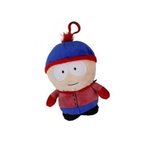 South Park mini táskadísz plüssfigurák Stan 14 cm
