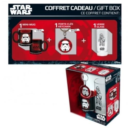 Star Wars Csillagok Háborúja  Stormtrooper Rohamosztagos ajándékcsomag 1.