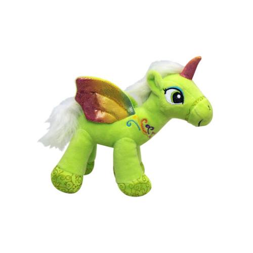 Rainbow Wings unicorn - unikornis plüssfigura