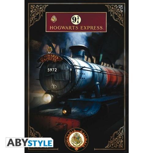 HARRY POTTER Hogwarts Express poszter