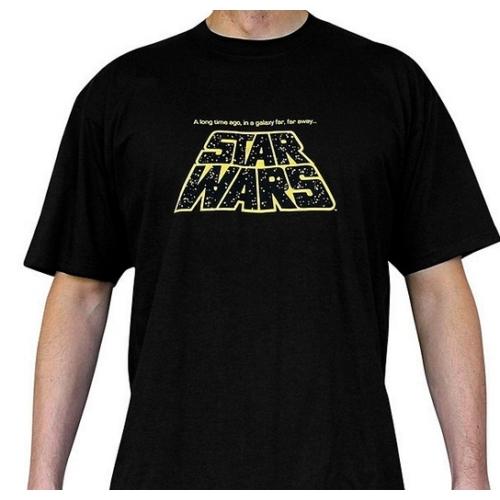 Star Wars - Csillagok Háborúja - A long time ago póló L