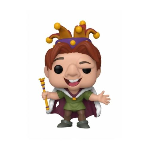 PoP! Disney A Notre Dame-i toronyőr  Quasimodo Fool POP Vinyl figura (634)