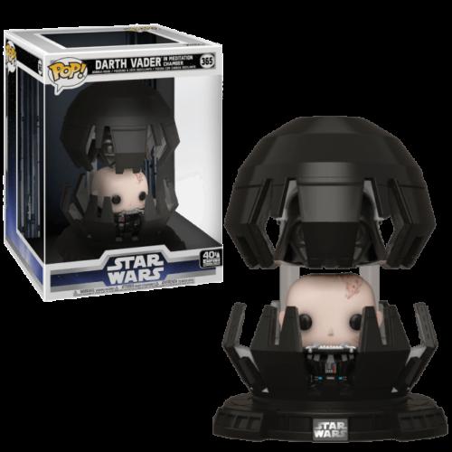 Star Wars - Csillagok Háborúja - Darth Vader in meditation chamber Supersize pop figura (365)