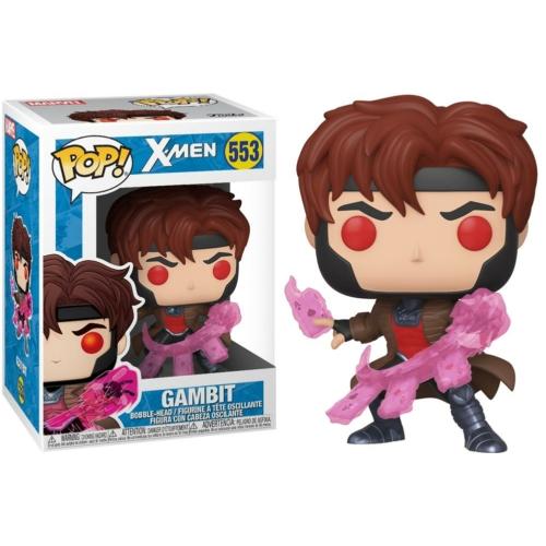 PoP! X-men Gambit Pop figura (553) 9 cm