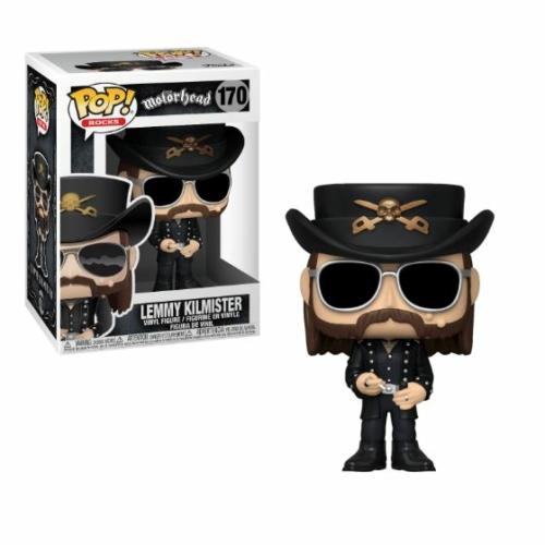 Motörhead Lemmy Kilmister Pop figura (170)