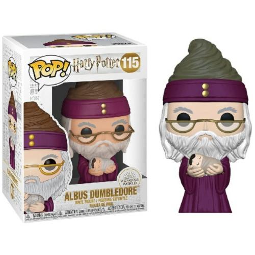 PoP! Harry Potter Albus Dumbledore Pop figura (115) 9 cm