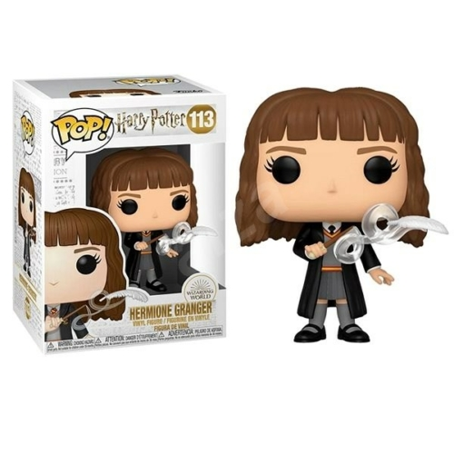 Harry Potter - Hermione Granger with feather Pop figura (113)