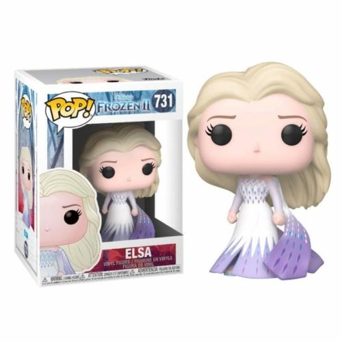 Disney Frozen 2 - Elza Pop figura (731)
