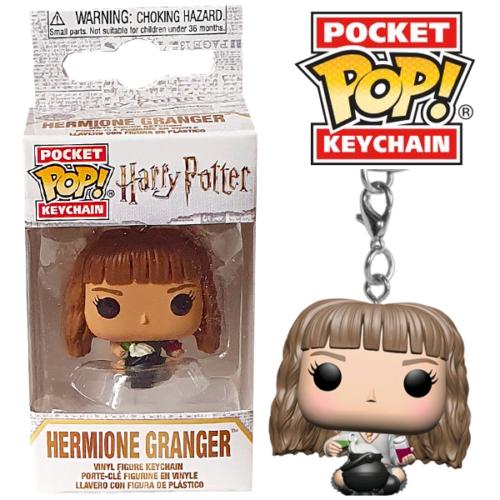 Harry Potter - Hermione Granger pocket pop kulcstartó figura
