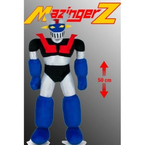 Mazinger Z Gundam Mecha nagy plüssfigura