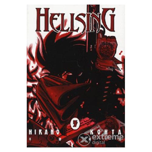 Hellsing Manga 5