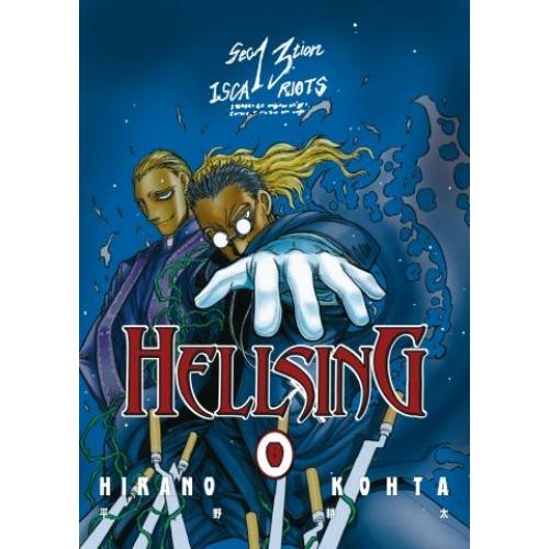 Hellsing manga 8