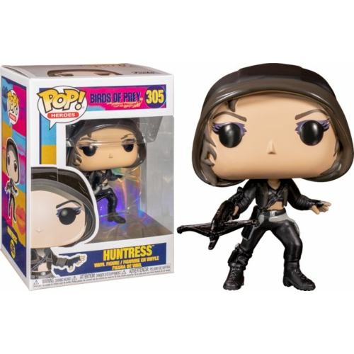 DC Comics - Birds of Prey - Ragadozó madarak - Huntress POP Vinyl figura
