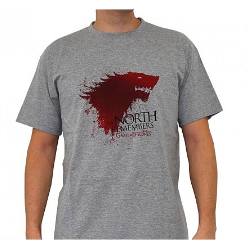 Game of Thrones - Trónok Harca - North Remembers póló