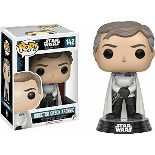 Star Wars - Csillagok Háborúja - Director Orson Krennic POP Vinyl figura