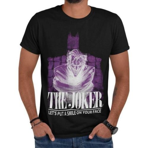 DC BATMAN - Joker Asylum póló