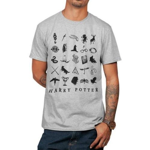 Harry Potter icons póló
