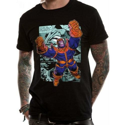 Marvel Comics - Thanos Comic Strip póló XL