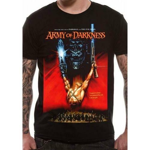 Evil dead - Army of darkness póló