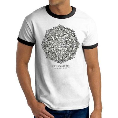 Supernatural - Odaát Symbol póló