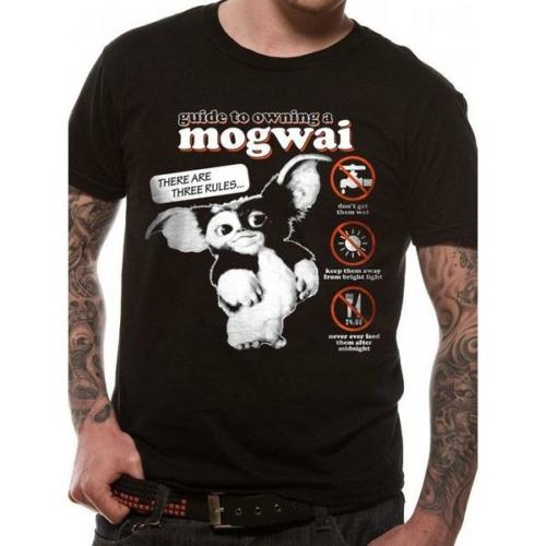 GREMLINS - Szörnyecskék - Mogwai giude póló