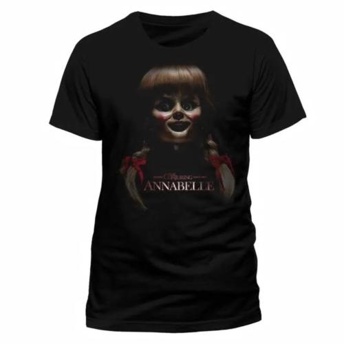 Annabelle scary face póló