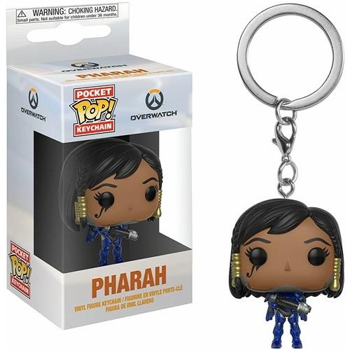 POP! Overwatch Pharah pocket POP kulcstartó 4 cm