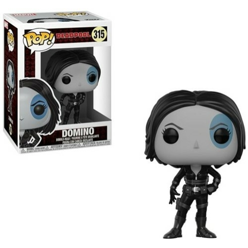 Marvel Deadpool Domino POP figura
