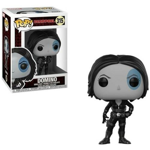MARVEL Comics PoP! Deadpool Domino POP figura 9 cm
