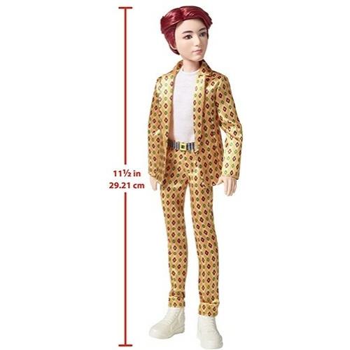 BTS Bangtan Boys Idol Dolls Jung Kook figura 29 cm