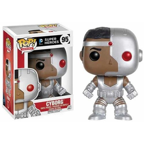 POP! DC Comics Classic Cyborg POP figura 9 cm