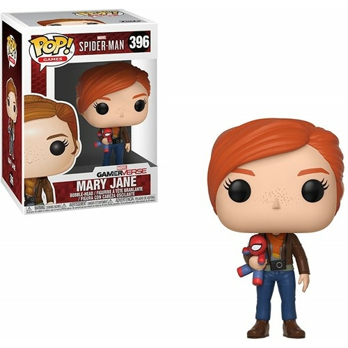 Marvel Comics - Spider-man Mary Jane POP figura
