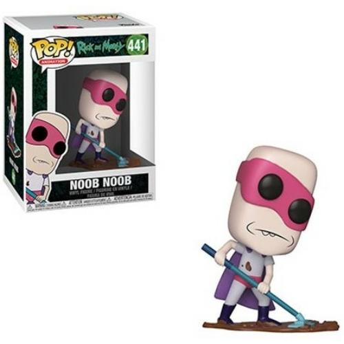 PoP! Rick and Morty Noob Noob POP figura